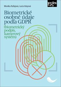 Obrázok Biometrické osobné údaje podľa GDPR
