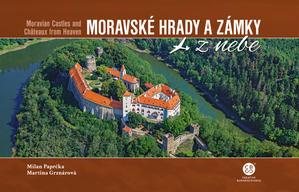Obrázok Moravské hrady a zámky z nebe