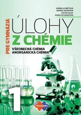 Obrázok Úlohy z chémie 1 pre gymnáziá (zbierka úloh)