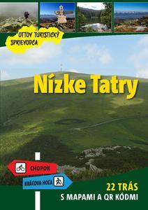 Obrázok Nízke Tatry Ottov turistický sprievodca