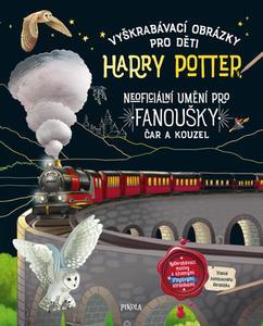 Obrázok Vyškrabávací obrázky pro děti Harry Potter