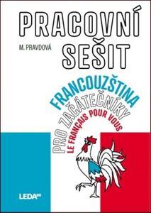 Obrázok Francouzština pro začátečníky pracovní sešit