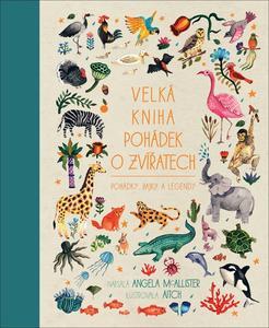Obrázok Velká kniha pohádek o zvířatech