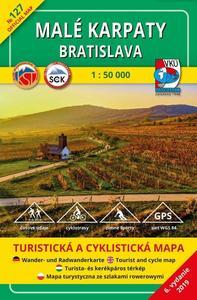 Obrázok Malé Karpaty Bratislava 1 : 50 000
