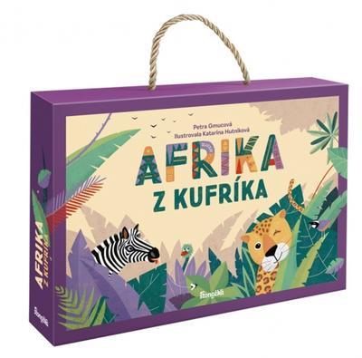 Obrázok Afrika z kufríka