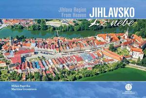 Obrázok Jihlavsko z nebe