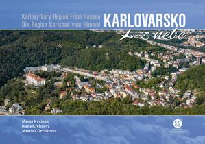 Obrázok Karlovarsko z nebe