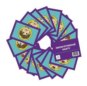 Obrázok Logopedické karty Oromotorické cviky