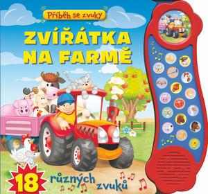 Obrázok Příběh se zvuky Zvířátka na farmě