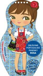 Obrázok Oblékáme portugalské panenky Rosa