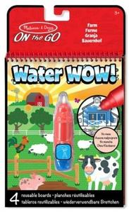 Obrázok Kouzelné malování vodou Farma omalovánky
