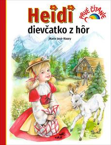 Obrázok Heidi dievčatko z hôr