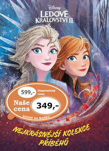 Ledové království 2 Nejkrásnější kolekce příběhů