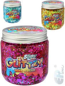 Obrázok Slimy Glittzy 240g sliz se třpytkami