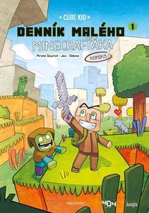 Obrázok Denník malého Minecrafťáka 1 komiks