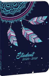 Obrázok Školní diář STUDENT Indian life - školní rok 2020/2021