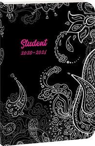Obrázok Školní diář STUDENT Ornament - školní rok 2020/2021