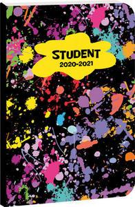 Obrázok Školní diář STUDENT Paintball - školní rok 2020/2021