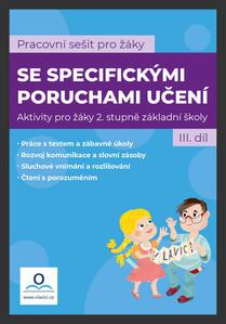 Obrázok SPU - Sešit pro žáky s SPU 3. díl