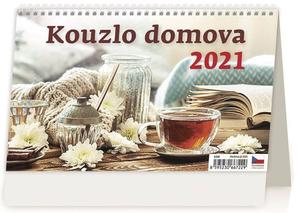 Obrázok Koulo domova - stolní kalendář 2021