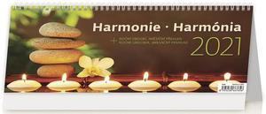 Obrázok Harmonie/Harmónia - stolní kalendář 2021