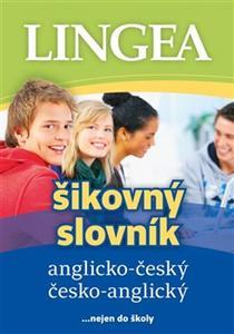 Obrázok Anglicko-český česko-anglický šikovný slovník