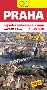 Obrázok Praha největší zobrazené území 2020
