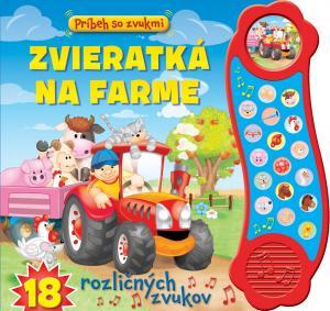 Obrázok Príbeh so zvukmi Zvieratká na farme