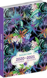 Obrázok Školský diár Džungľa 2020 - 2021