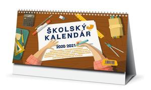 Obrázok Školský kalendár 2020 / 2021