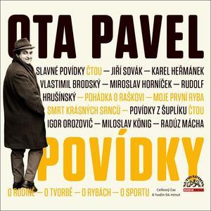 Obrázok Ota Pavel Povídky (2 CD)