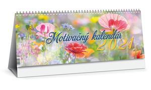 Obrázok Motivačný kalendár 2021 (stolový kalendár)