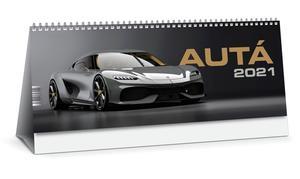 Obrázok Autá 2021 (stolový kalendár)