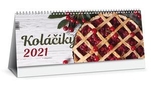 Obrázok Koláčiky 2021 (stolový kalendár)