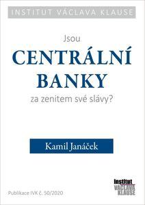 Obrázok Jsou centrální banky za zenitem své slávy?