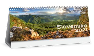 Obrázok Slovensko 2021 (stolový kalendár)