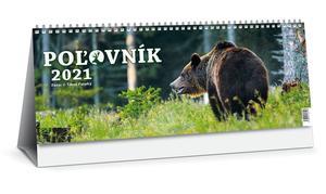 Obrázok Poľovník 2021 (stolový kalendár)