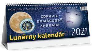 Obrázok Lunárny kalendár 2021 (stolový kalendár)