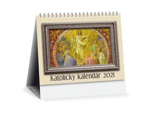 Obrázok Katolícky kalendár 2021 (stolový kalendár)