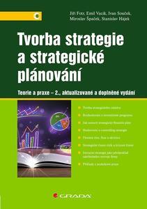 Obrázok Tvorba strategie a strategické plánování