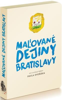 Obrázok Maľované dejiny Bratislavy