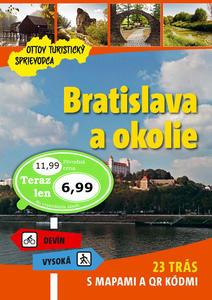 Obrázok Bratislava a okolie Ottov turistický sprievodca