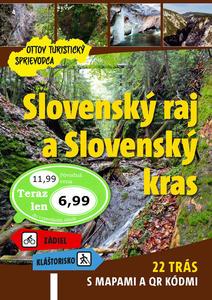 Obrázok Slovenský raj a Slovenský kras Ottov turistický sprievodca