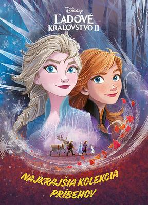 Obrázok Ľadové kráľovstvo 2 Najkrajšia kolekcia príbehov