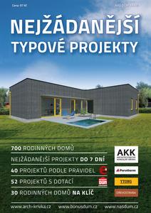 Obrázok Náš dům XXXVI Nejžádanější typové projekty 2020