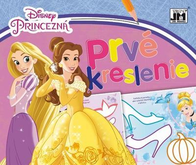 Obrázok Prvé kreslenie Princezná