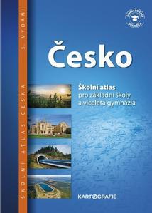 Česko Školní atlas