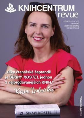 Obrázok KNIHCENTRUM revue 2020 červenec – srpen