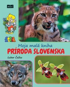 Obrázok Moja malá kniha Príroda Slovenska