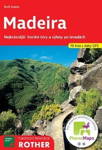 Obrázok Madeira 70 tras s daty GPS